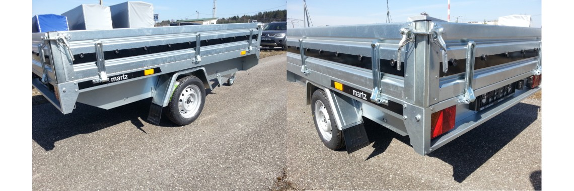 Martz High Quality Trailers